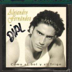 CDs de Música: MUSICA GOYO - CD SINGLE - ALEJANDRO FERNANDEZ - COMO EL SOL Y EL TRIGO - *AA99. Lote 56605064