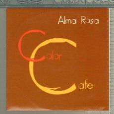 CDs de Música: MUSICA GOYO - CD SINGLE - ALMA ROSA - COLOR CAFE - *UU99. Lote 21713347