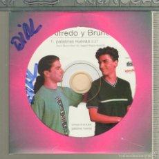 CDs de Música: MUSICA GOYO - CD SINGLE - ALFREDO Y BRUNO - PALABRAS NUEVAS - *GG99. Lote 21713858