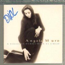 CDs de Música: MUSICA GOYO - CD SINGLE - ANGELA MURO - A VECES SE DERRUMBA EL CIELO - *GG99. Lote 21739884