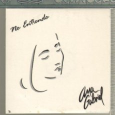 CDs de Música: MUSICA GOYO - CD SINGLE - ANA GABRIEL - NO ENTIENDO *AA98. Lote 56608639