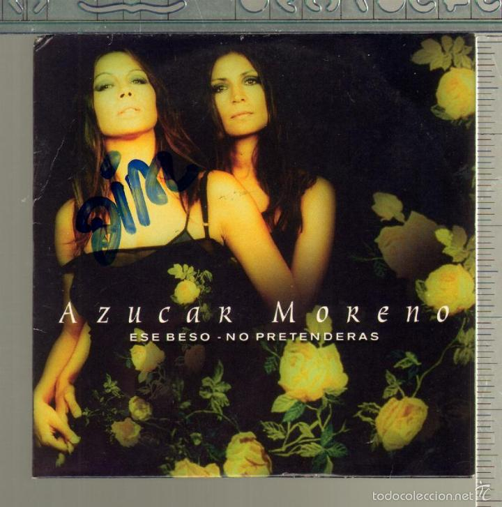 MUSICA GOYO - CD SINGLE - AZUCAR MORENO - ESE BESO - *AA98 (Música - CD's Flamenco, Canción española y Cuplé)