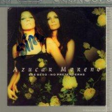 CDs de Música: MUSICA GOYO - CD SINGLE - AZUCAR MORENO - ESE BESO - *AA98. Lote 21700702