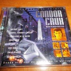 CDs de Música: CONDOR CRUX BANDA SONORA CD ALBUM PROMO ARGENTINA 2006 GUSTAVO CERATI SODA STEREO IVAN NOBLE 12TEMA. Lote 56628842
