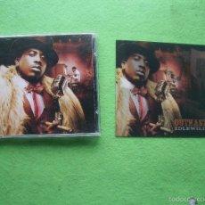 CDs de Música: OUTKAST - IDLEWILD - CD ALBUM PORTADA 3D 2006. Lote 56631207