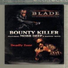 CDs de Música: MUSICA GOYO - CD SINGLE - BOUNTY KILLER BSO - MOBB DEEP & RAPPIN' NOYD *EE99. Lote 21740633