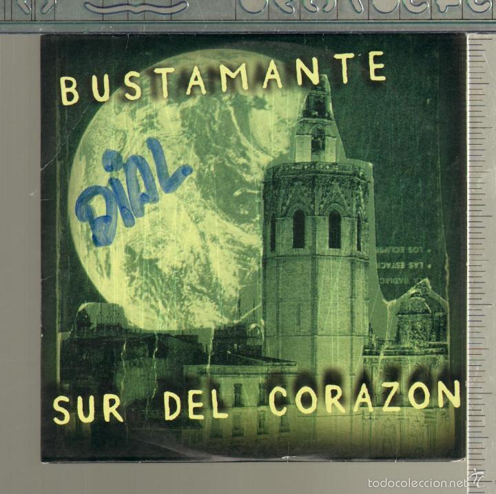 MUSICA GOYO - CD SINGLE - BUSTAMANTE - SUR DEL CORAZON - LXV99 (Música - CD's Melódica )