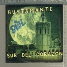 CDs de Música: MUSICA GOYO - CD SINGLE - BUSTAMANTE - SUR DEL CORAZON - LXV99. Lote 21740670