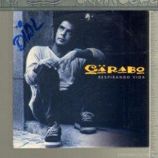 CDs de Música: MUSICA GOYO - CD SINGLE - CARABO - RESPIRANDO VIDA - *GG99. Lote 21740866
