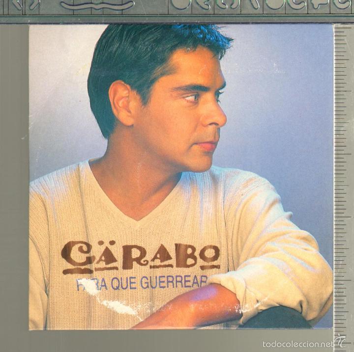 MUSICA GOYO - CD SINGLE - CARABO - PARA QUE GUERREAR - *II99 (Música - CD's Country y Folk)