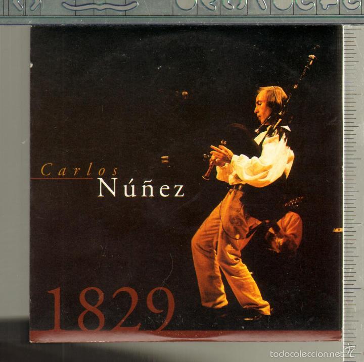 MUSICA GOYO - CD SINGLE - CARLOS NUÑEZ - 1829 - *HH99 (Música - CD's Country y Folk)