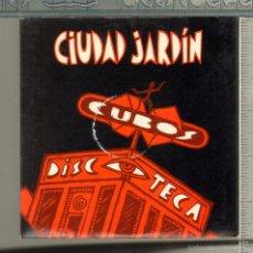 CDs de Música: MUSICA GOYO - CD SINGLE - CIUDAD JARDIN - CUBOS - POP/ROCK *FF99. Lote 21742162