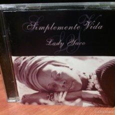 CDs de Música: CD ORIGINAL LADY YACO (JET SET CONEXION) - SIMPLEMENTE VIDA / 2005 / RAP HIP HOP ESPAÑOL / RARO!!!!!. Lote 56648649