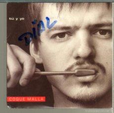 CDs de Música: MUSICA GOYO - CD SINGLE - COQUE MALLA - TU Y YO - LOS RONALDOS - *GG99. Lote 21742228