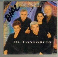 CDs de Música: MUSICA GOYO - CD SINGLE - CONSORCIO, EL... - LAS MUCHACHAS - SERGIO Y ESTIBALIZ - *GG99. Lote 32738281