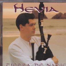 CDs de Música: HEVIA - TIERRA DE NADIE. Lote 56654154