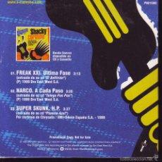 CDs de Música: SHACKY CARMINE ... CDS PROMOCIONAL ... CDS. Lote 56663290