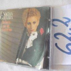 CDs de Música: CD MUSICA - NACHA GUEVARA - ENVIO GRATIS A ESPAÑA. Lote 57716049