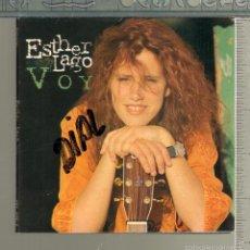 CDs de Música: MUSICA GOYO - CD SINGLE - ESTHER LAGO - VOY - *GG99. Lote 21701037