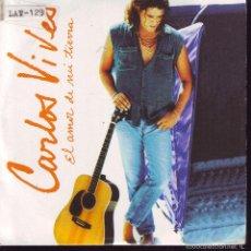 CDs de Música: EL AMOR DE MI TIERRA - CARLOS VIVES - CDS PROMOCIONAL. Lote 56676256