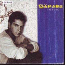 CDs de Música: TORERO - CARABO - CDS PROMOCIONAL. Lote 56676265