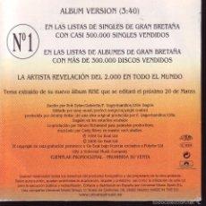 CDs de Música: RISE GABRIELLE - CDS PROMOCIONAL. Lote 56677720