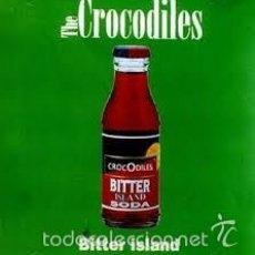 CDs de Música: THE CROCODILES BITTER ISLAND CD. Lote 56696542
