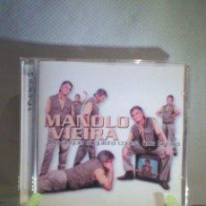 CDs de Música: CD MANOLO VIEIRA - Y AL QUE LO QUIERA COGER, QUE LO COJA. Lote 104477443