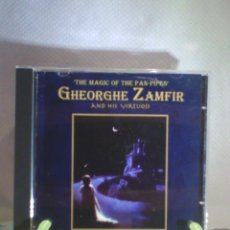 CDs de Música: CD GHEORGHE SAMFIR AND HIS VIRTUOSI. Lote 56705282