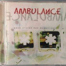 CDs de Música: AMBULANCE: GAUA IRISTEN DEN MOMENTUAN. Lote 94575619