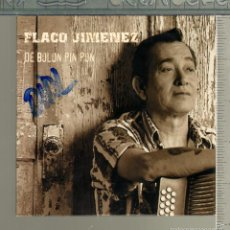CDs de Música: MUSICA GOYO - CD SINGLE - FLACO JIMENEZ - DE BOLON PIN PON - *GG99. Lote 21742626