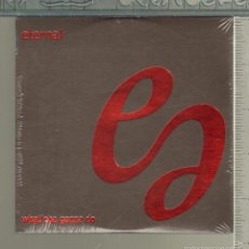 CDs de Música: MUSICA GOYO - CD SINGLE - ETERNAL - WHAT'CHA GONNA DO - PRECINTADO - *AA99. Lote 56728640