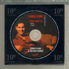 CDs de Música: MUSICA GOYO - CD SINGLE - FLAVIO CESAR - FUEGO Y PASION - *UU99. Lote 21742654