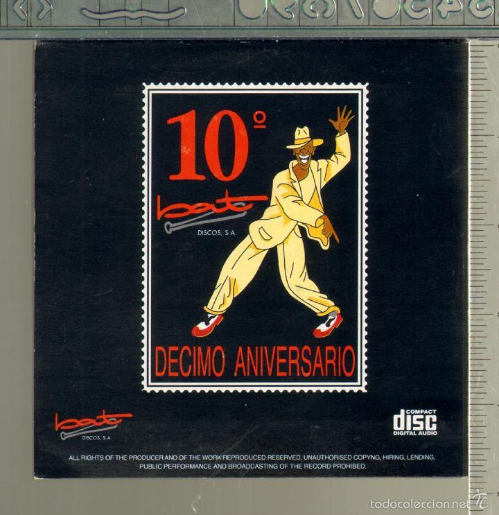 CDs de Música: MUSICA GOYO - CD SINGLE - FLAVIO CESAR - FUEGO Y PASION - *UU99 - Foto 2 - 21742654