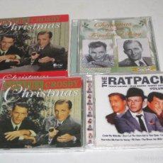 CDs de Música: TRES CD´S FRANK SINATRA. Lote 56738916
