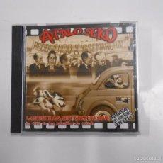 CDs de Música: A PALO SEKO. LAMEKULOS SIN FRONTERAS. CD. TDKV6. Lote 56744604