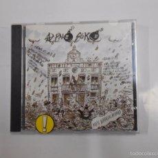 CDs de Música: A PALO SEKO - KAÑA BURRA DE HENARES - CD. TDKV6. Lote 56744626
