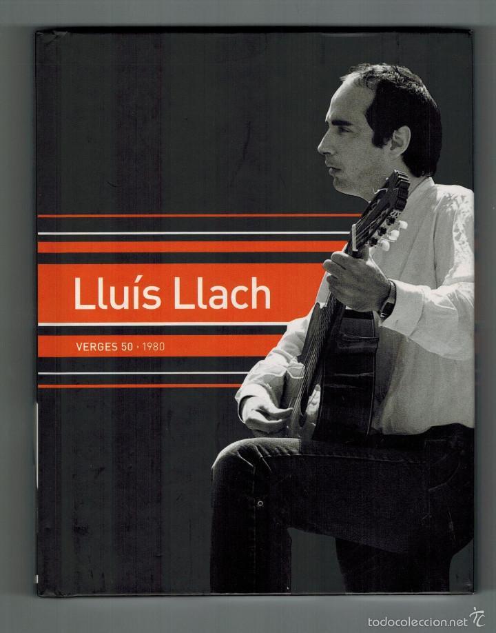 CD LIBRO LLUIS LLACH - VERGES 50. 1980 (Música - CD's Country y Folk)