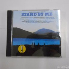 CDs de Música: BSO - STAND BY ME. ORIGINAL MOTION PICTURE SOUNDTRACK. TDKV6. Lote 56802852