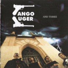 CDs de Música: TANGO LÜGER-------AND THREE. Lote 56807575