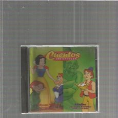 CDs de Música: CUENTOS INFANTILES. Lote 56811480