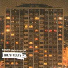 CDs de Música: THE STREETS - ORIGINAL PIRATE MATERIAL - CD ALBUM - 14 TRACKS - WARNER MUSIC 2002. Lote 56826396