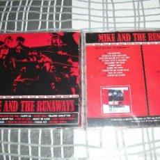 CDs de Música: MIKE AND THE RUNAWAYS + THE BEAT MIXERS - CD PRECINTADO. Lote 59902306