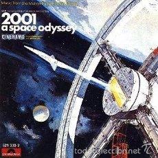 CDs de Música: CD - 2001 A SPACE ODYSSEY - 2001 ODISEA EN ESPACIO - BANDA SONORA ORIGINAL. Lote 56847288