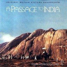 CDs de Música: CD - A PASSADE TO INDIA - BANDA SONORA ORIGINAL. Lote 56847334