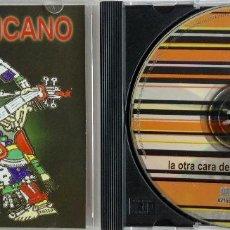 CDs de Música: LA OTRA CARA DEL ROCK MEXICANO CD RECOPILATORIO DISCOS SUICIDAS. Lote 56883064