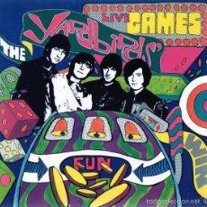 CDs de Música: YARDBIRDS CD LITTLE GAMES LIVE LED ZEPPELIN MUY RARO COLECCIONISTA. Lote 56901525