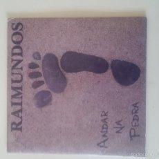 CDs de Música: RAIMUNDOS . ANDAR NA PEDRA. Lote 56910914