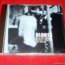 CDs de Música: BLOC13. Lote 56922886