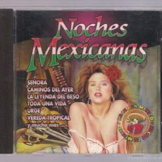 CDs de Música: NOCHES MEXICANAS (CD KNIFE MUSIC CD 44235). Lote 56924198